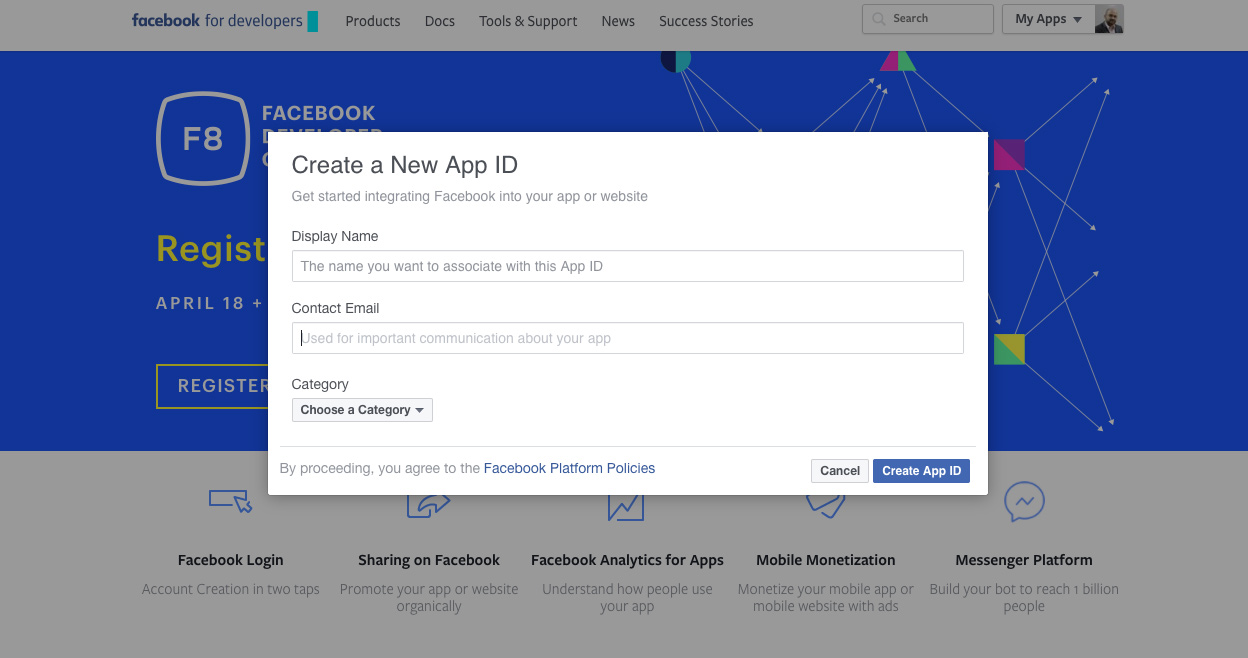 facebook-app-wyzi-create-new-app-name