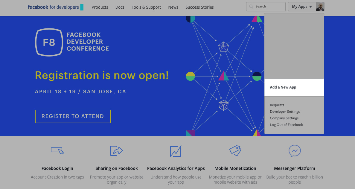 facebook-developer-app-wyzi