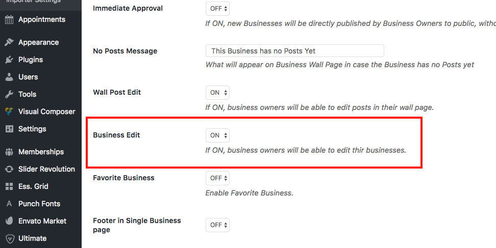 wyzi-option-allow-Business-Edit
